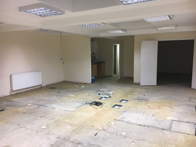 Refurbishment of Contour Offices