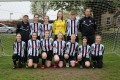 Contour commit to a winning combination of Isleham United Girls Football Team