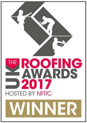 NFRC Roofing Awards 2017 Winner