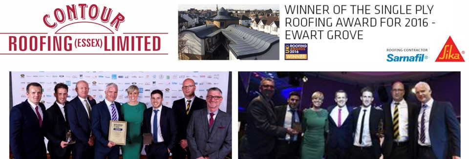 Roofing awards 2016