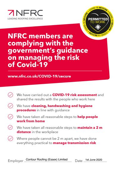 NFRC Covid-19