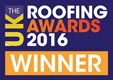 UK Roofing Awrds Winner 2016