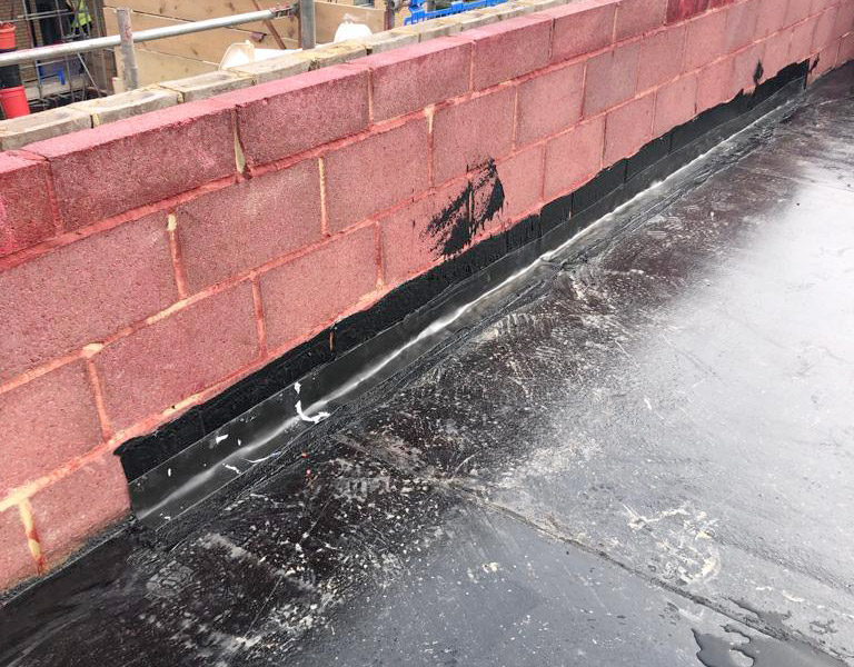 Hot Melt Roofing System Contour Roofing Essex Ltd