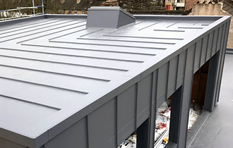 Contour Roofing Sarnafil London