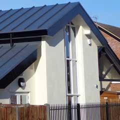 Sarnafil Roof Sawbridgeworth