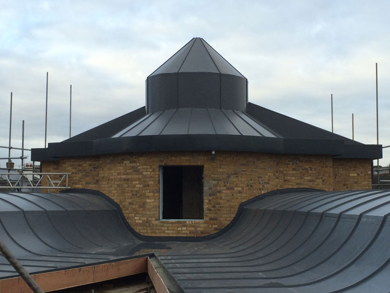 Sika Sarnafil Roofing Case Studies Contour Roofing