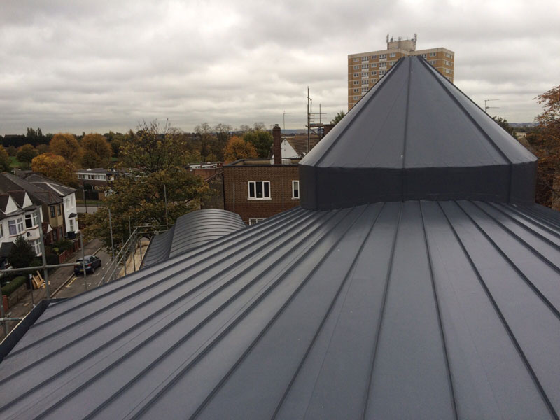 Sika Sarnfil Roofing Case Studies Contour Roofing Essex
