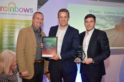 Contour Roofing (Essex) Ltd Winner for Best Detailing 2016