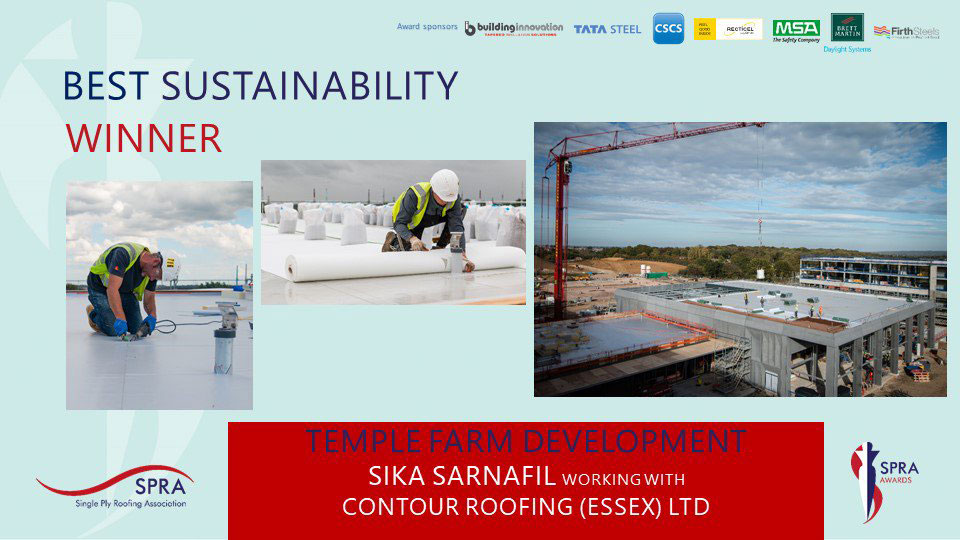Best Sustainability Award